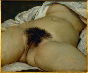 Ce n'est pas du porno. L'origine del mondo di Gustave Courbet ...